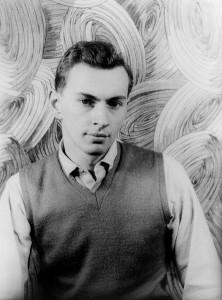 Gore Vidal [Carl van Vechten 1948]