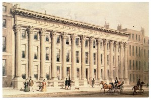 Royal Institution (T.H. Shepherd) [Public domain]