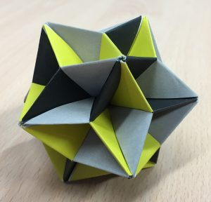 Rhombic triacontahedron [CC-BY-SA-3.0 Steve Cook]