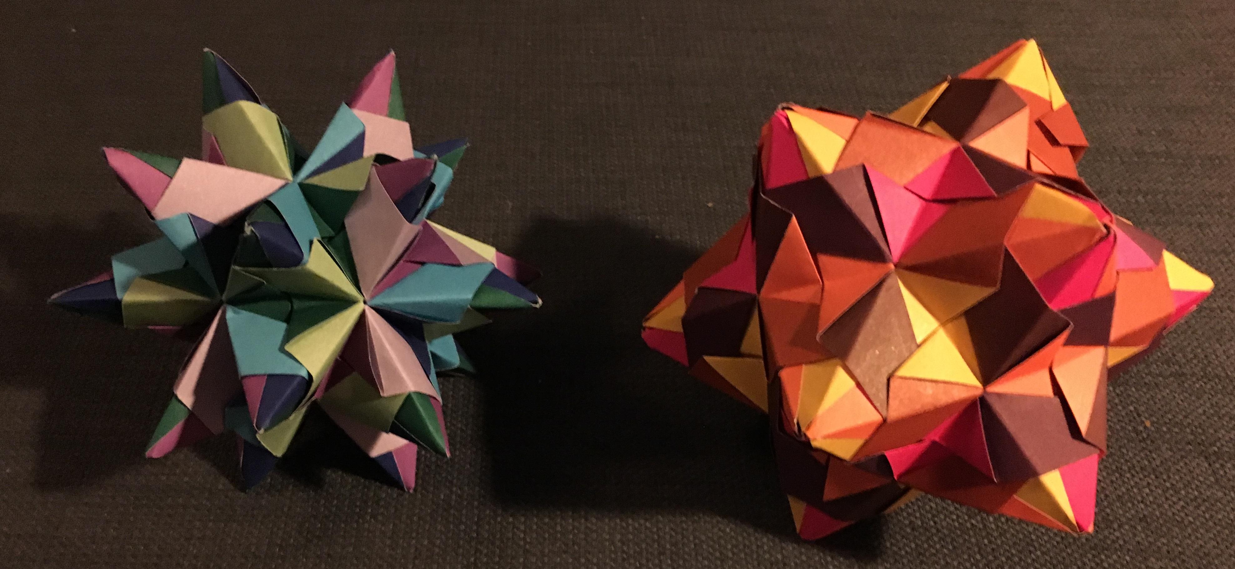 Spiked Icosahedron | 1822x3950