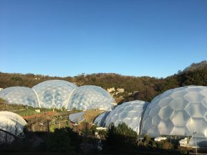 Eden Project [CC-BY-SA-4.0 Steve Cook]